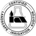 Cartified Landscape Irrigation Auditor Logo